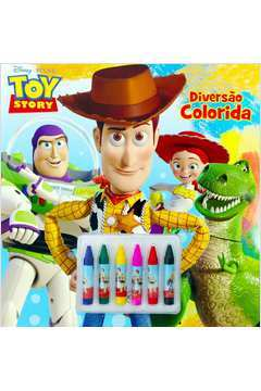 Disney Diversao Colorida Toy Story 3