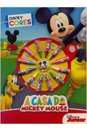 Disney Cores a Casa do Mikey Mouse
