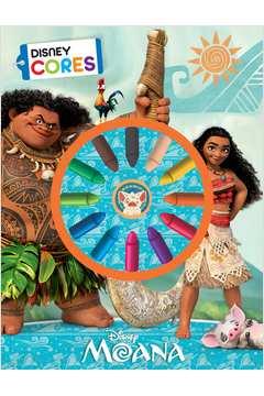 Disney - Cores - Moana