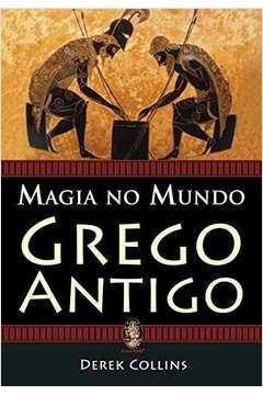 MAGIA NO MUNDO GREGO ANTIGO