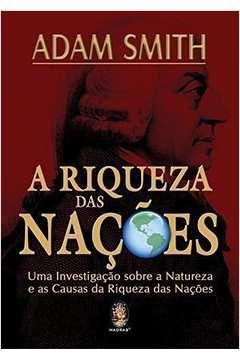 RIQUEZA DAS NACOES
