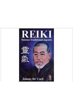Reiki Sistema Tradicional Japonês