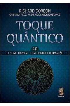 TOQUE QUANTICO 2.0 O NOVO HOMEM DESCOBERTA E FORM