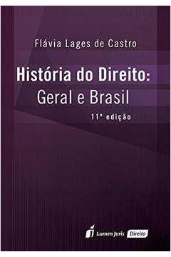 história do direito - geral e brasil