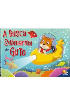 A Busca Submarina de Guto - Coleção Aventuras Fantásticas!