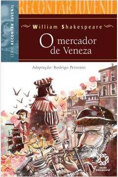O Mercador de Veneza Adaptação de Rodrigo Petronio