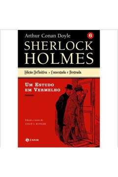 Um Estudo Em Vermelho: Sherlock Holmes - Volume 6