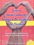 Livro Ilustrado de Língua Brasileira de Sinais - Vol 3 - Vermelho