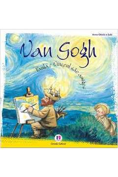Van Gogh Paula e Vicent Sao Amigos