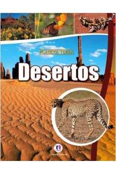 Desertos Colecao Planeta Terra