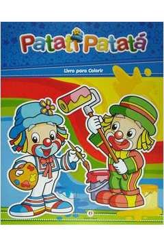 Patati Patata Livro para Colorir