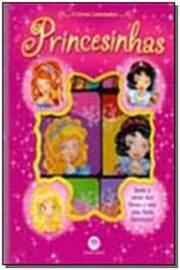 Princesinhas 6 Livros Cartonados
