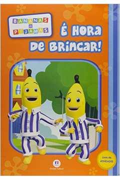Bananas de Pijamas Vamos Festejar Livro de Atividades