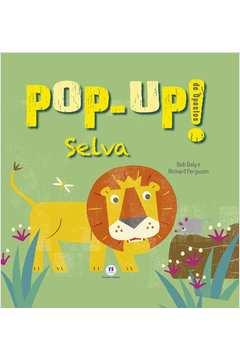 Pop Up de Opostos - Selva