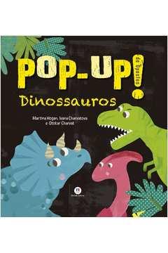 Dinossauros - Pop Up de Opostos
