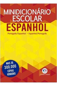 Minidicionario Escolar Espanhol/port