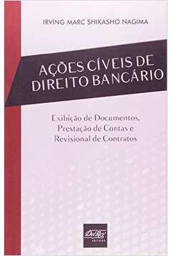 Ações Cíveis de Direito Bancário