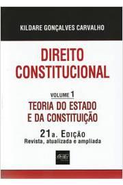 DIREITO CONSTITUCIONAL - VOLUME 1
