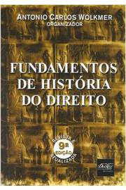 FUNDAMENTOS DE HISTORIA DO DIREITO