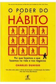 PODER DO HABITO, O