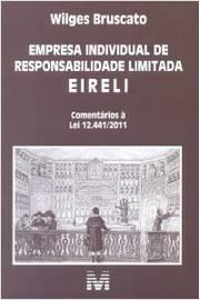 Empresa Individual de Resp Limitada Eireli 1ed 16