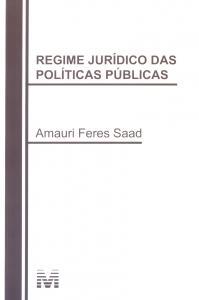 Regime Juridico das Politicas Publicas