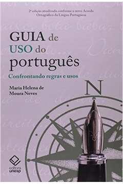 GUIA DE USO DO PORTUGUES - 2ª EDIÇÃO