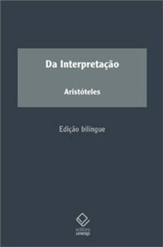 DA INTERPRETACAO - EDICAO BILINGUE