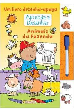Aprenda a Desenhar Animais da Fazenda