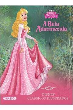 A Bela Adormecida (disney Princesa)