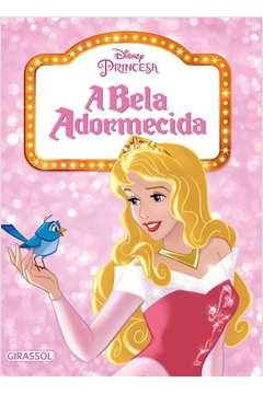 BELA ADORMECIDA, A - DISNEY PRINCESA