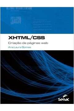 Xhtml / Css Criação de Páginas Web