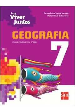 Para Viver Juntos Geografia 7º Ano