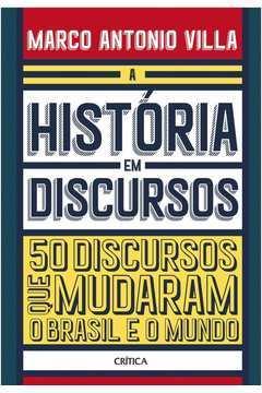 Historia em Discursos, a - Critica