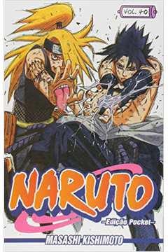 Naruto Vol. 40