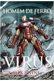 Homem de Ferro - Vírus - Edição Slim
