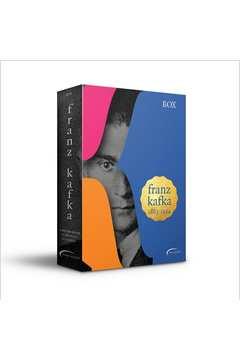 Box Franz Kafka ( 3 Volumes) a Metamorfose; o Castelo; o Processo.