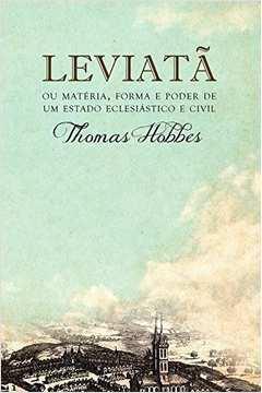 Leviata: Ou Materia, Forma e Poder de um Estad