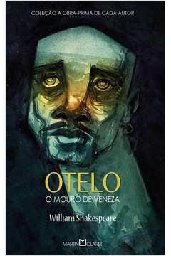 TRAGEDIA DE OTELO, A - O MOURO DE VENEZA