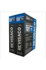 Revisaco Analista E Tecnico Do Trt - 2 Vols