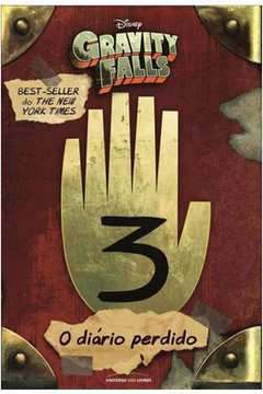 O Diário Perdido de Gravity Falls Vol 3