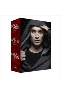 Box Trilogia Nao Pare 3 Volumes