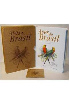 Aves do Brasil: Uma Visão Artística (birds Of Brazil An Artistic View)
