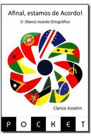 Afinal, Estamos de Acordo!: O ( Novo ) Acordo Ortográfico - Edição de Bolso