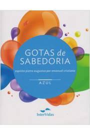 GOTAS DE SABEDORIA - AZUL