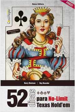 52 Dicas para no Limit Texas Hold Em
