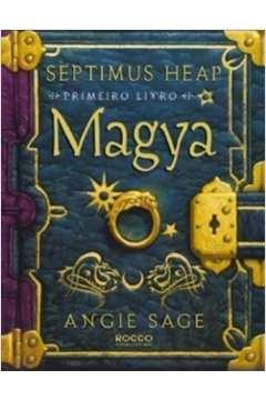 Magya - Septimus Heap - Primeiro Livro