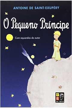O Pequeno Príncipe (capa Azul)