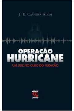 Operação Hurricane: um Juiz no Olho do Furação