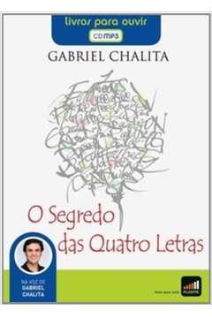 Segredo das Quatro Letras - Audiobook